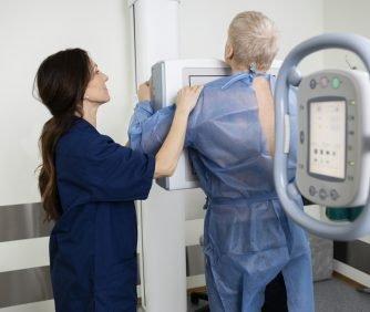 Importância da segurança no raio X